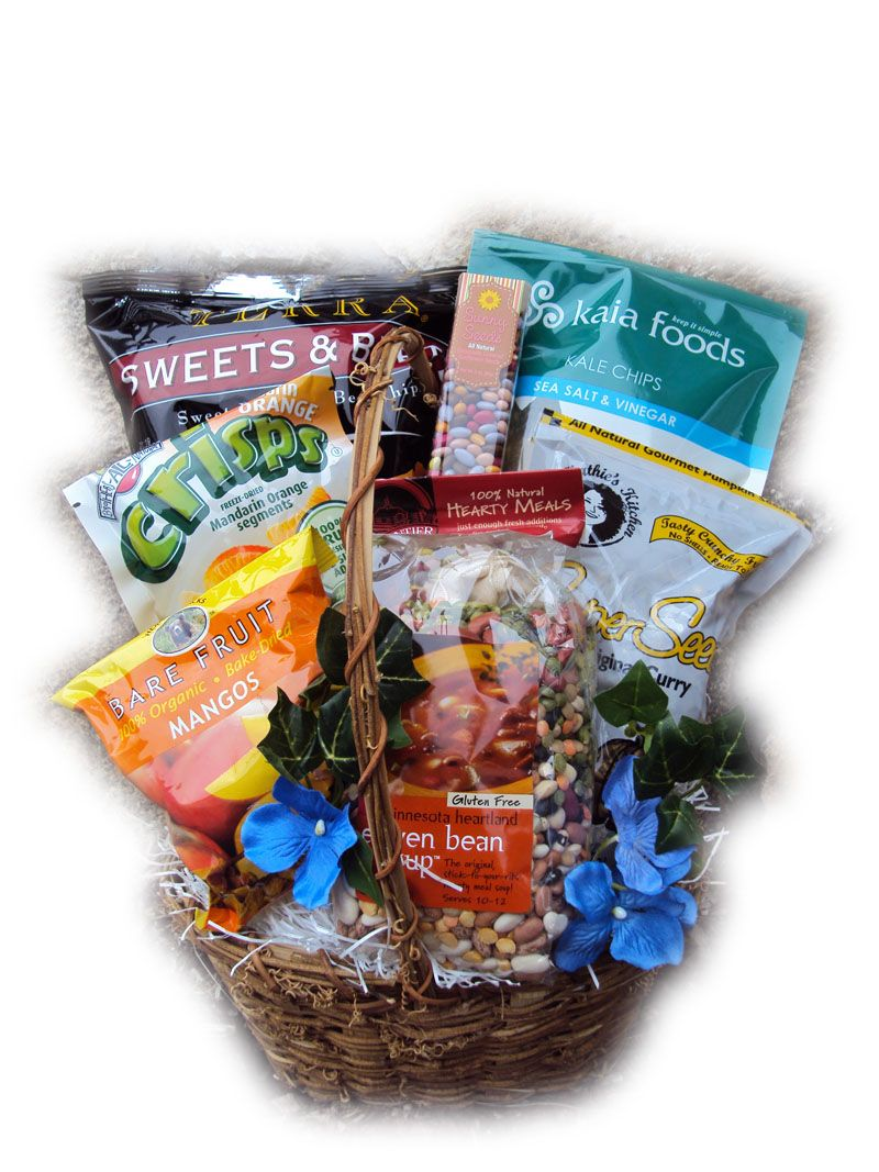 Healthy Gift Basket For Woman Healthy Gift Basket Gift Baskets For Women Prize Gifts