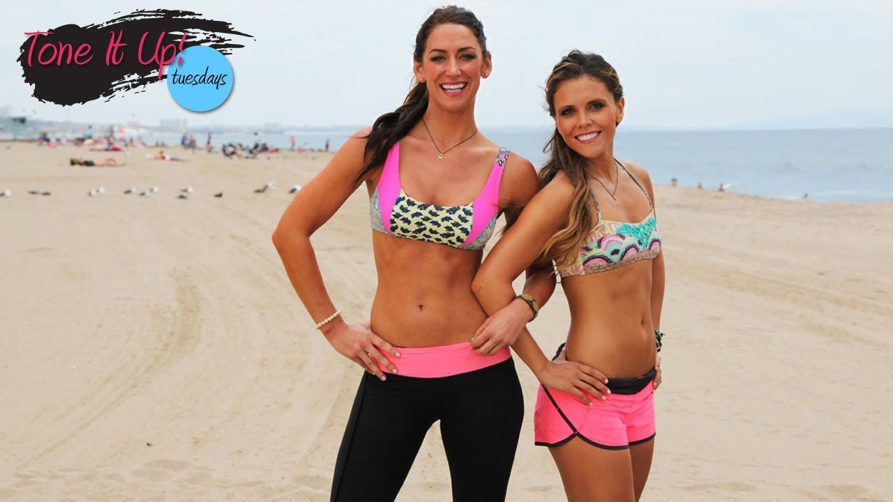 Tone it up in workout tone it up tuesdays video pinterest