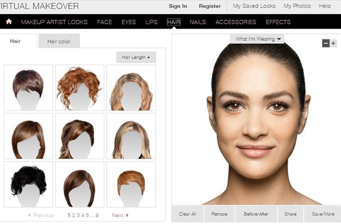 Haarfarbe Anprobieren Moderne Bob Frisuren 2019 Haarfarben Virtuelle Frisuren Frisuren