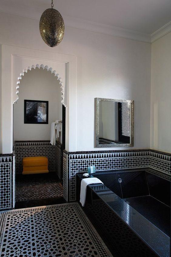 Des Salles De Bain Au Style Oriental Salle De Bain Marocaine