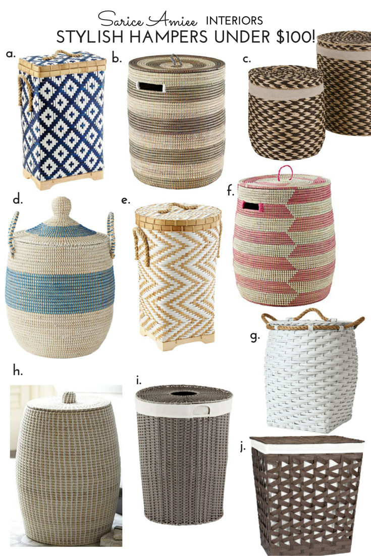 Storage Solutions Hamper Shed Basket