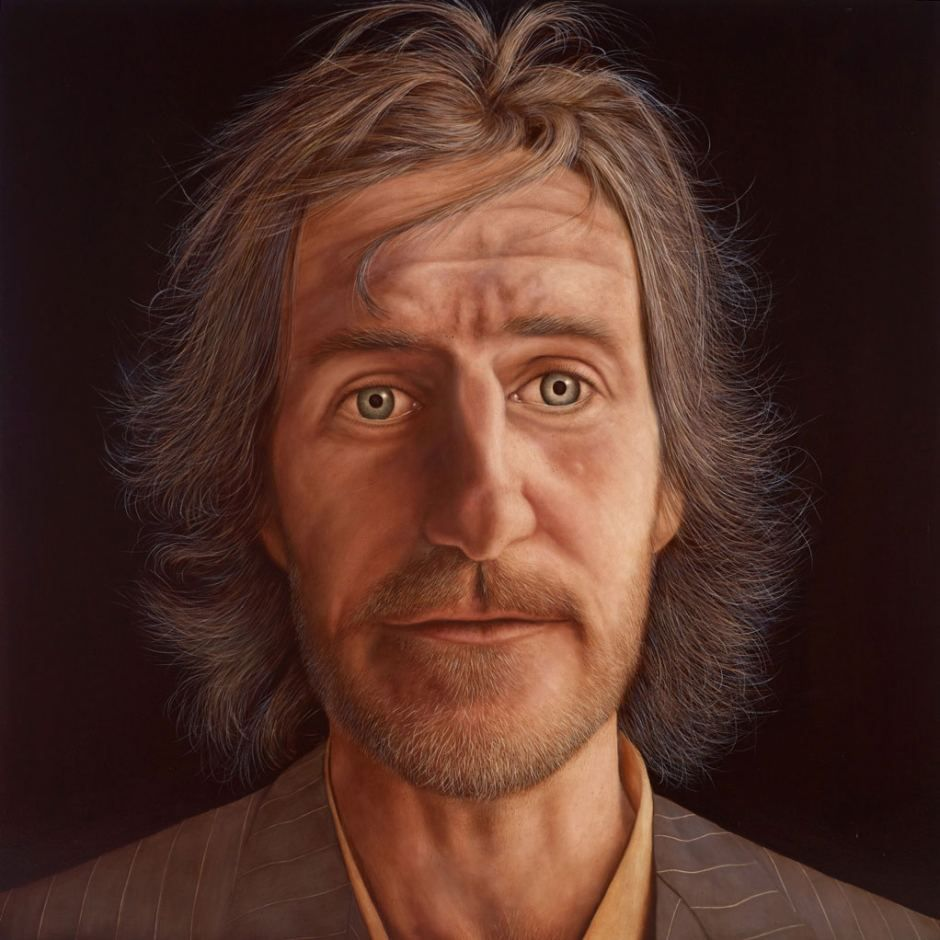 Jason Benjamin ~ I Just Wanna Dream [portrait of Tim Rogers], 2014