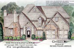 Lodgemont Cottage House Plan