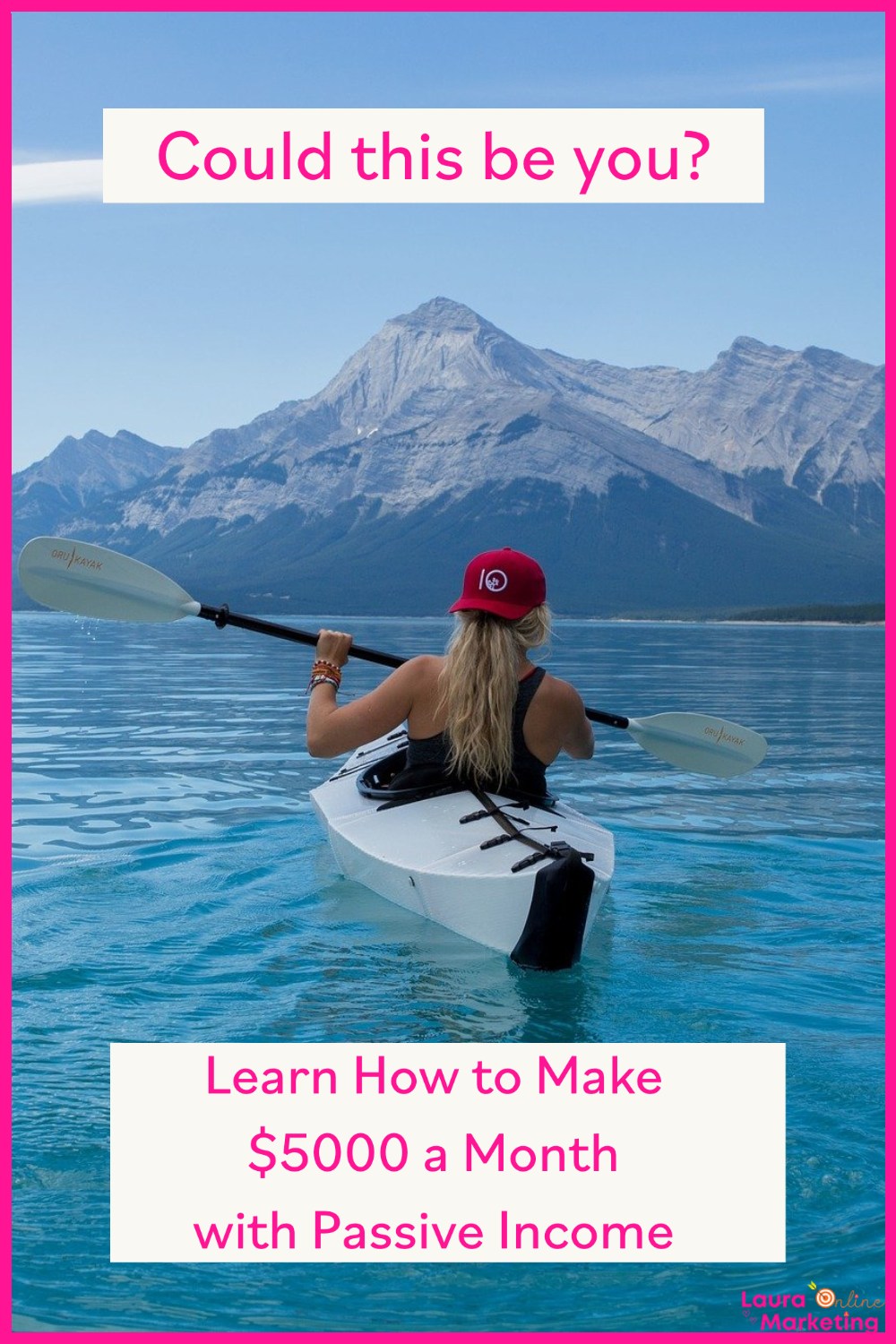 Learn how to make money online with passive income. There have been many before you who have created a different life for themselves. Why not you? Learn the skills and get going! #makemoneyonline #onlinebusiness #passiveincome #blogging