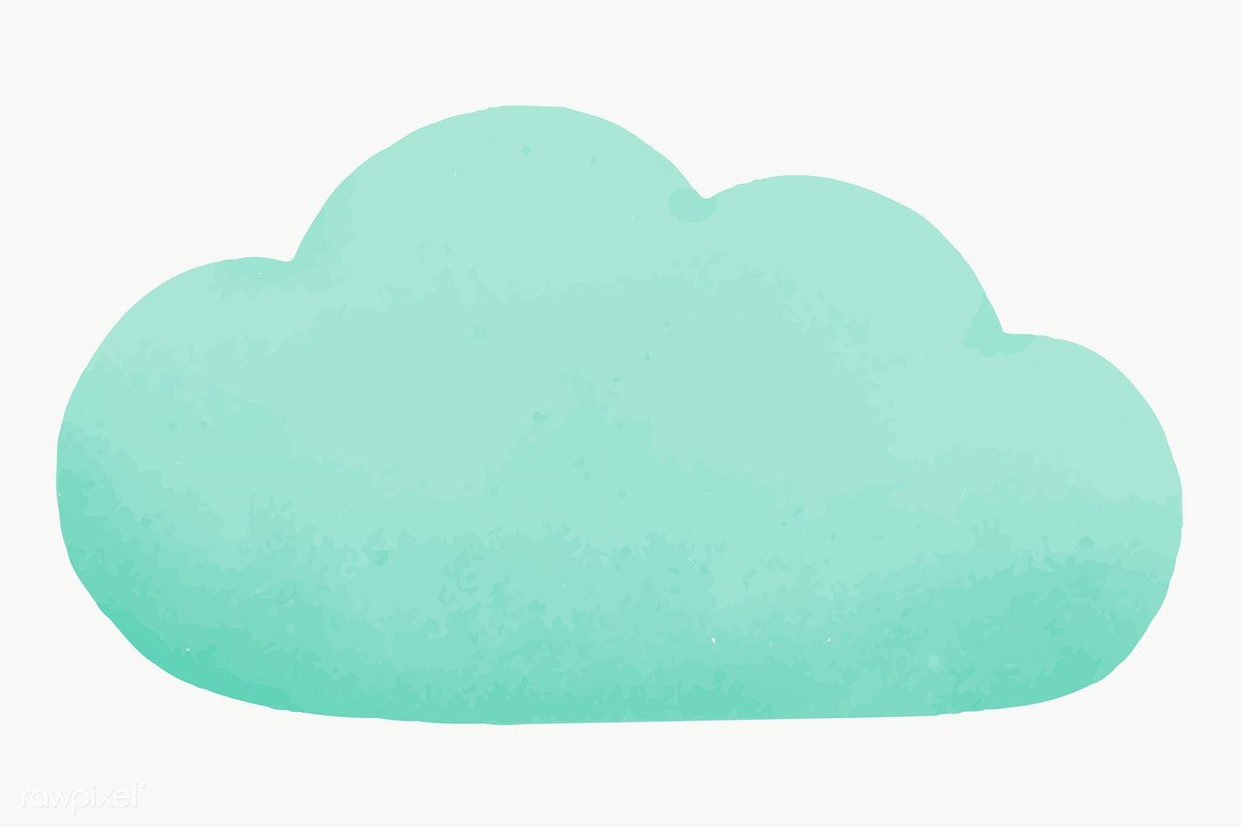 Download Premium Png Of Blue Cloud Computing Social Media Transparent Png Social Media Icons Vector Clouds Blue Clouds
