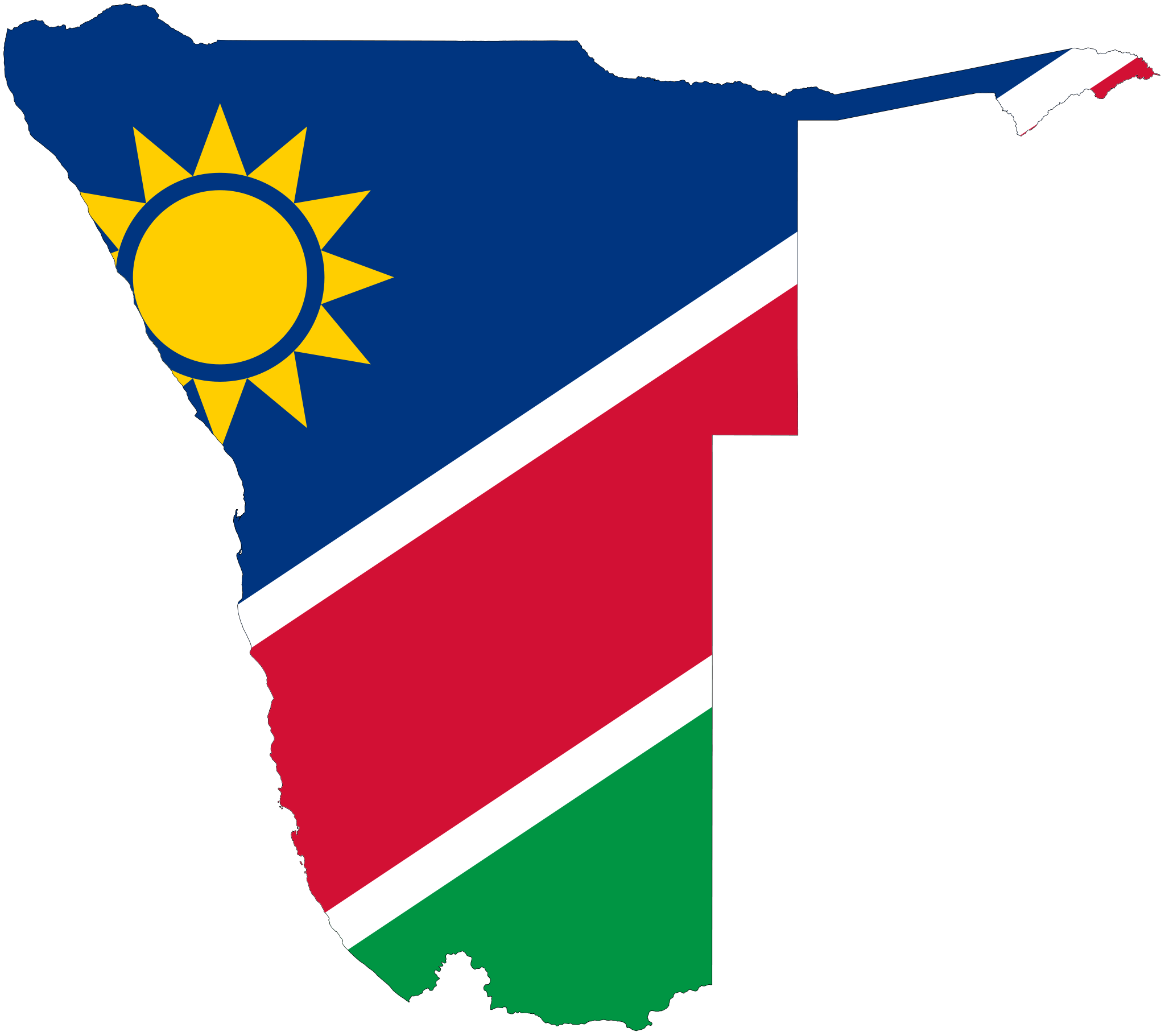 Best Namibia Flag Ideas On Pinterest Somalia Flag Uganda - What does this map tells us about african independence