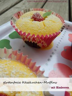 Photo of Magical crumbs: [Rezepte]: gluten-free cheesecake muffins …