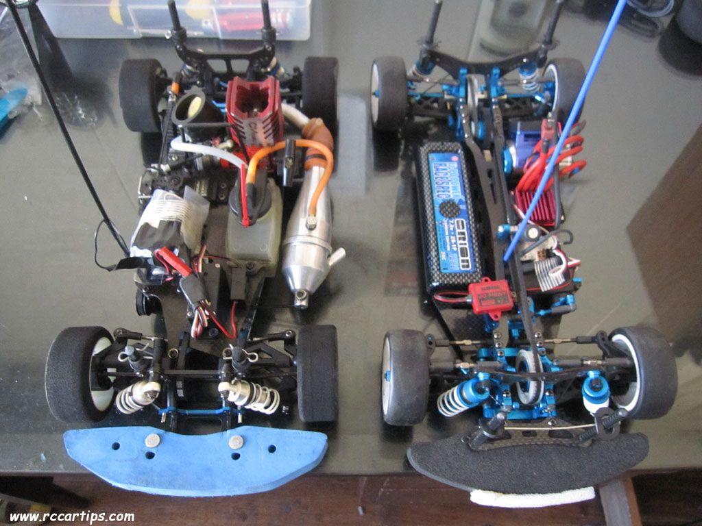 Car Club Inc: Nitro Vs Electric RC Cars