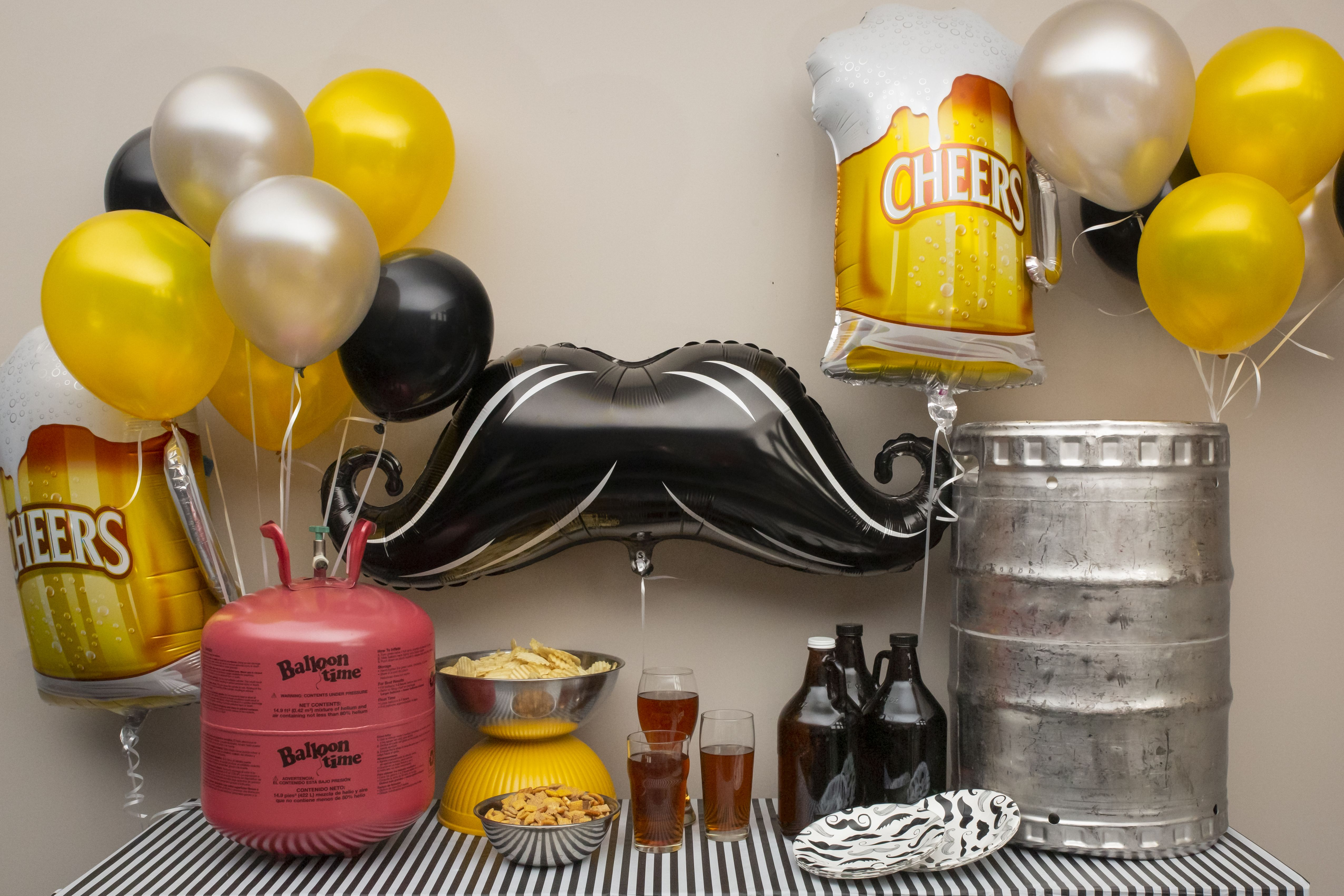 Brew Party On Tap Where To Buy Balloons Balloons Brewing