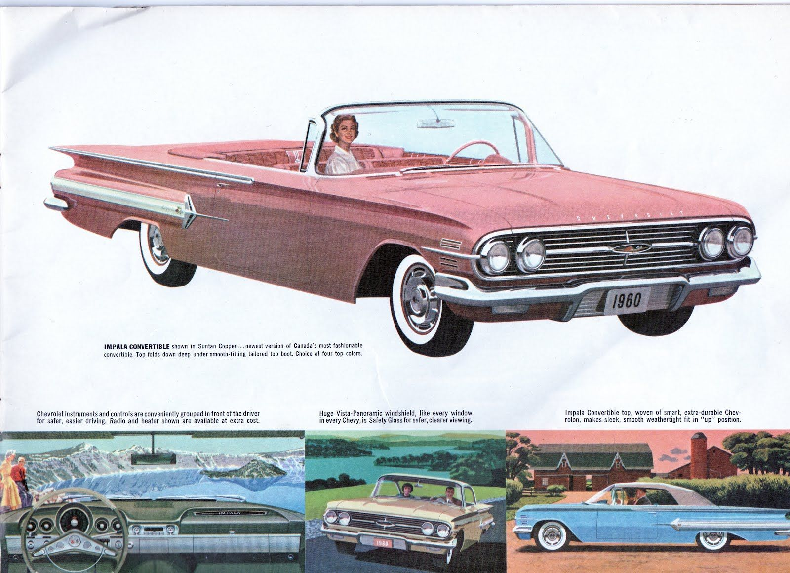 1960 advertisements chevrolet up until the mid 1960 s car advertisements generally used chevrolet impalachevytruckthe