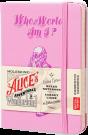 Cuaderno de notas Moleskine - Edición limitada Alicia en el país