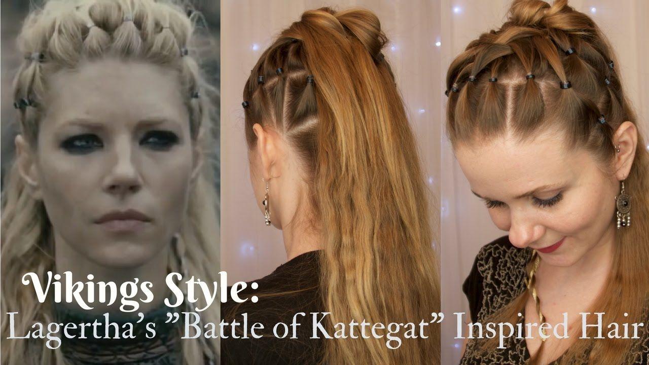 Viking style lagerthas kattegat inspired hair hairstyles viking style lagerthas kattegat inspired hair ccuart Images