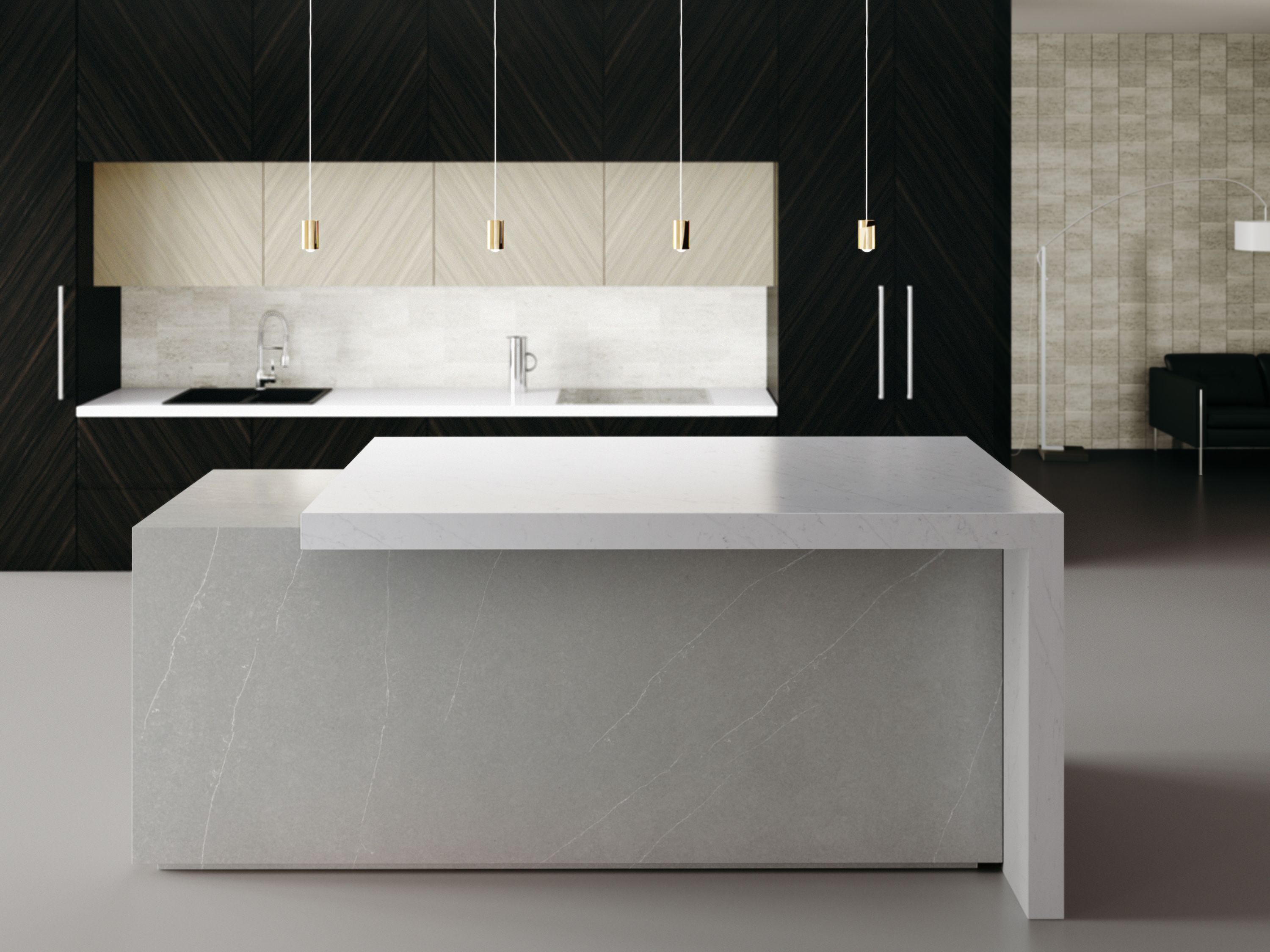 Silestone Eternal Serena is the #TopsOnTop soft color of this new ...