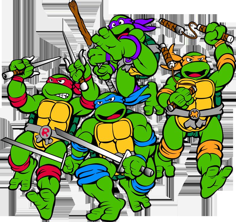 Ninja Turtle Clipart