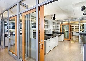 shared lab facilities at janssen labs janssen research development