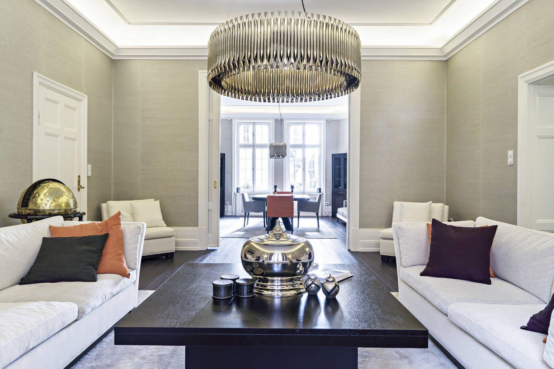 Tulegatan 25 1 Tr Per Jansson Interior Design D Cor  # Muebles Ebenezer