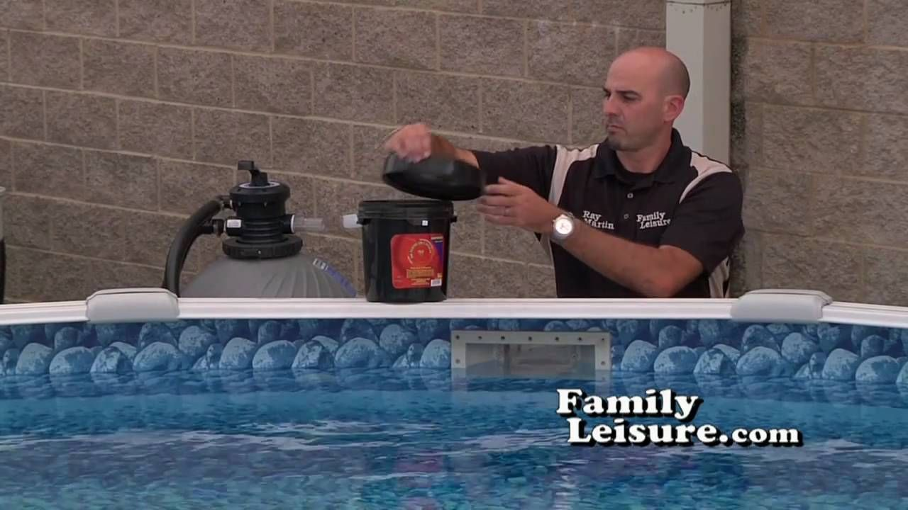 Jacuzzi Pool Youtube Winterizing Part 1 How To Close A Swimming Pool For The Winter