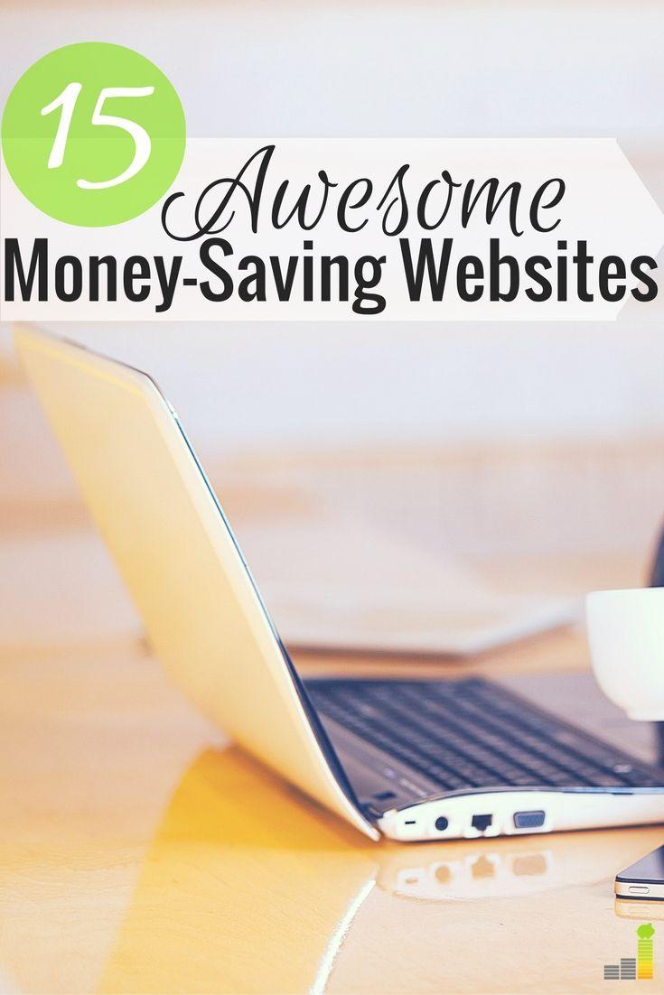 15 best money saving websites that save big bucks budgeting