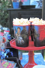 LAURA'S little PARTY: Star Wars Party Ideas | The Force Awakens