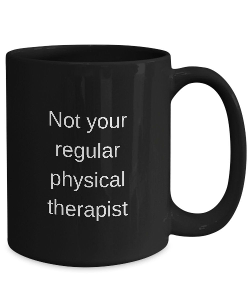 Physical therapist gift, physical therapy, therapist mug ...