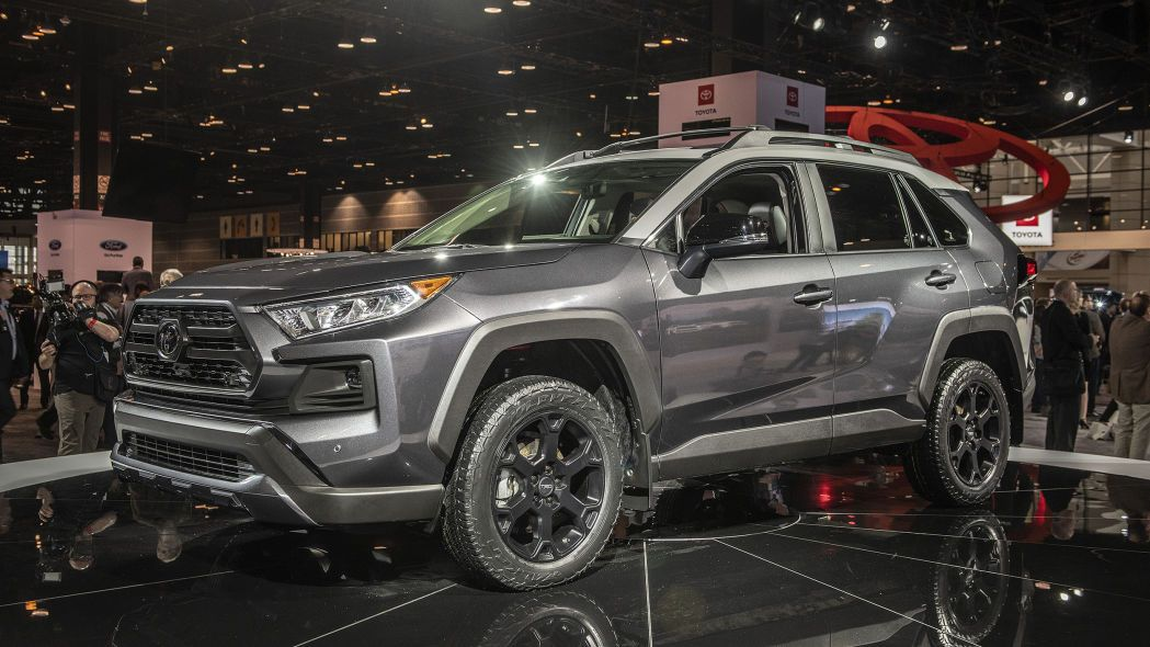 2019 Toyota Rav4 Trd Off Road Debuts This Week In Chicago Rav4