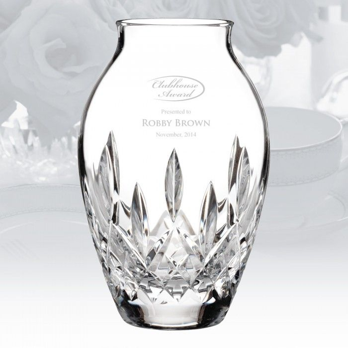 Waterford Giftology Lismore Cand With Images Bud Vases Personalized Gifts Waterford Crystal