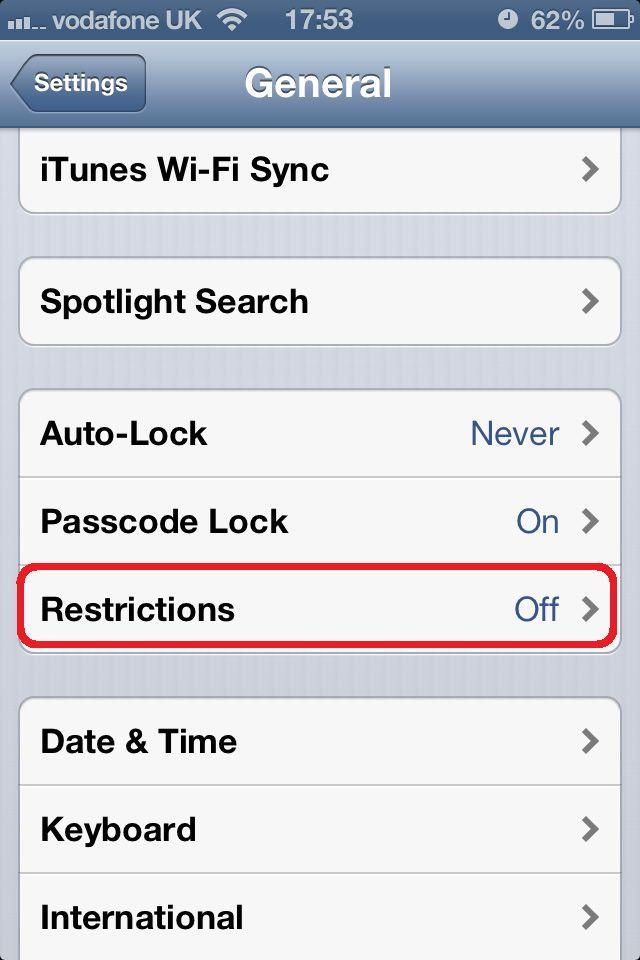 How to protect data in iphone cell phone gadgets and tips pinterest how to protect data in iphone ccuart Choice Image