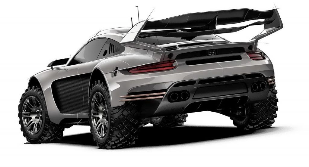 Gemballa To Enter The Off-Road 911 World With The New Avalanche 4×4