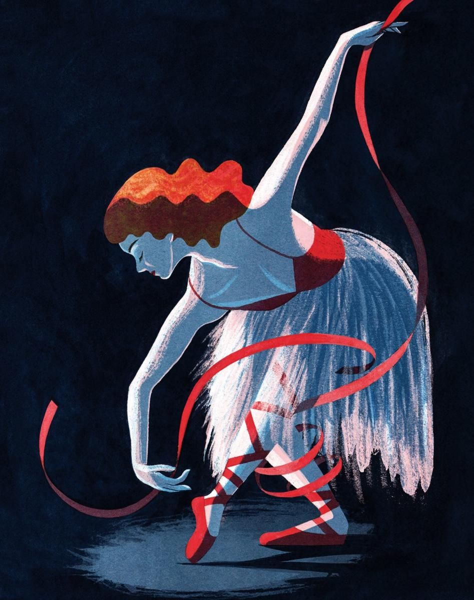 """""""The Red Shoes"""" a Ballet Red shoes, Ballet art"""