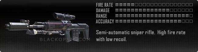 SVU-AS. Sniper Rifle.