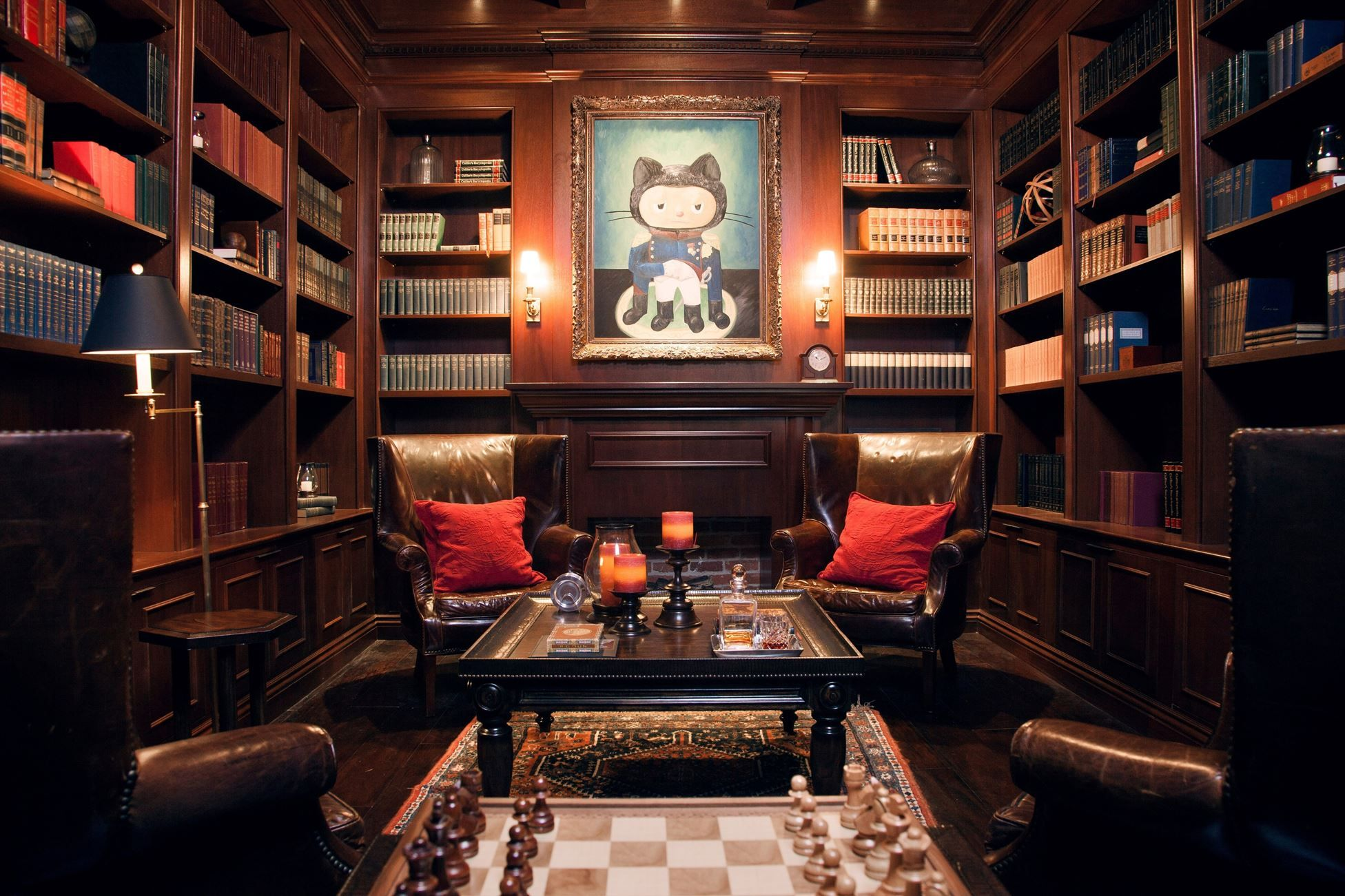 Github Picture Gallery Cool Office Space Architect Office