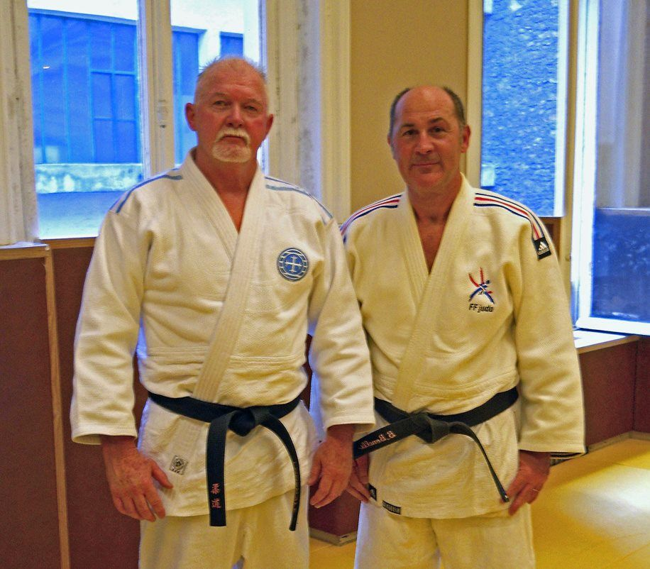 32380f4c31557 One of the greatest joys of judo is the friends one makes for life ...