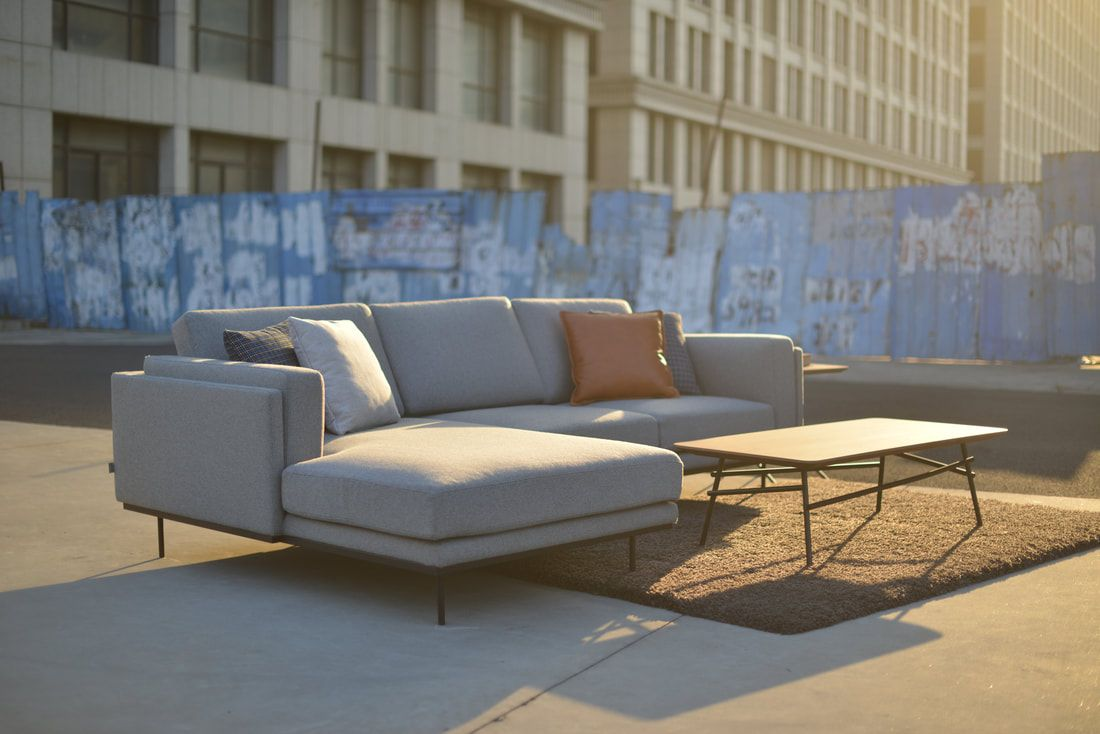 Felix Sofa By Mike Loh For Michael Strads The Plush Comfort Of