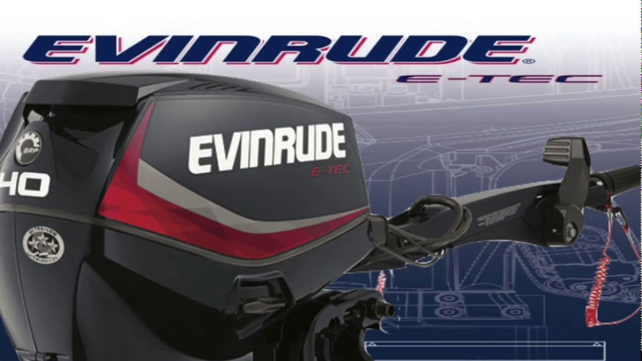 Evinrude Etec 40 Hp Reviews
