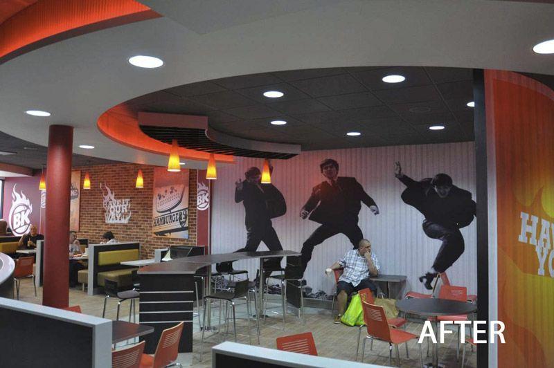 Image result for burger king northampton