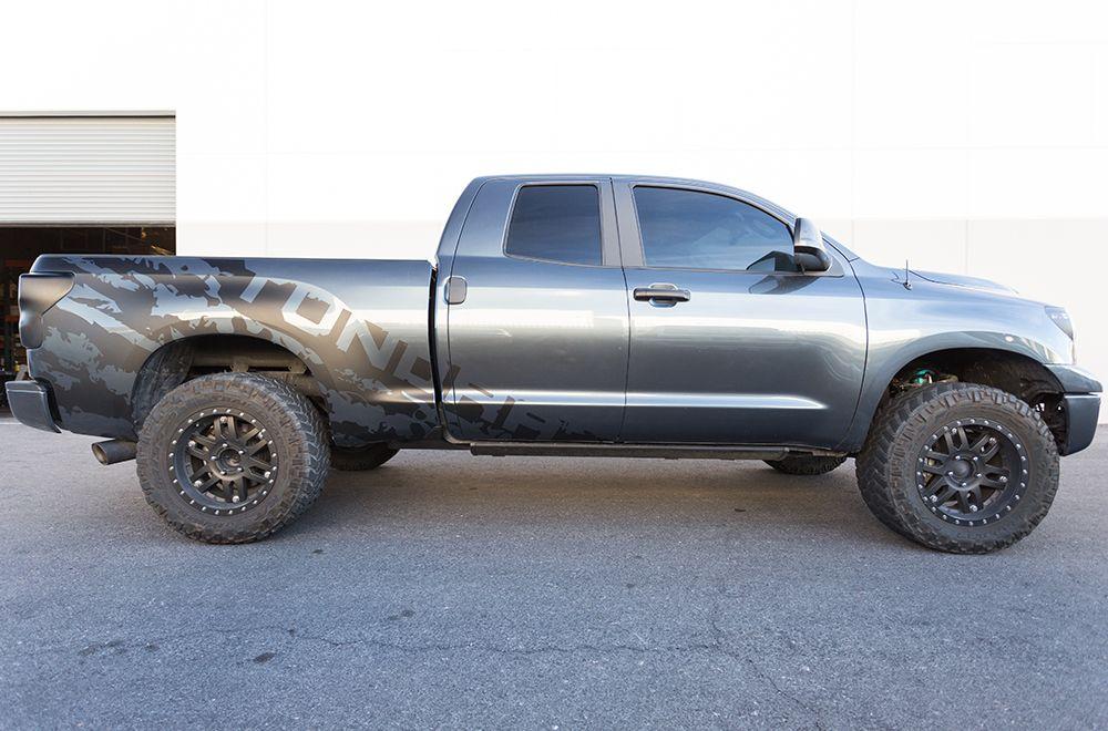 Graphics For Shred Tundra Vinyl Graphics Wwwgraphicsbuzzcom - Custom tundra truck decals
