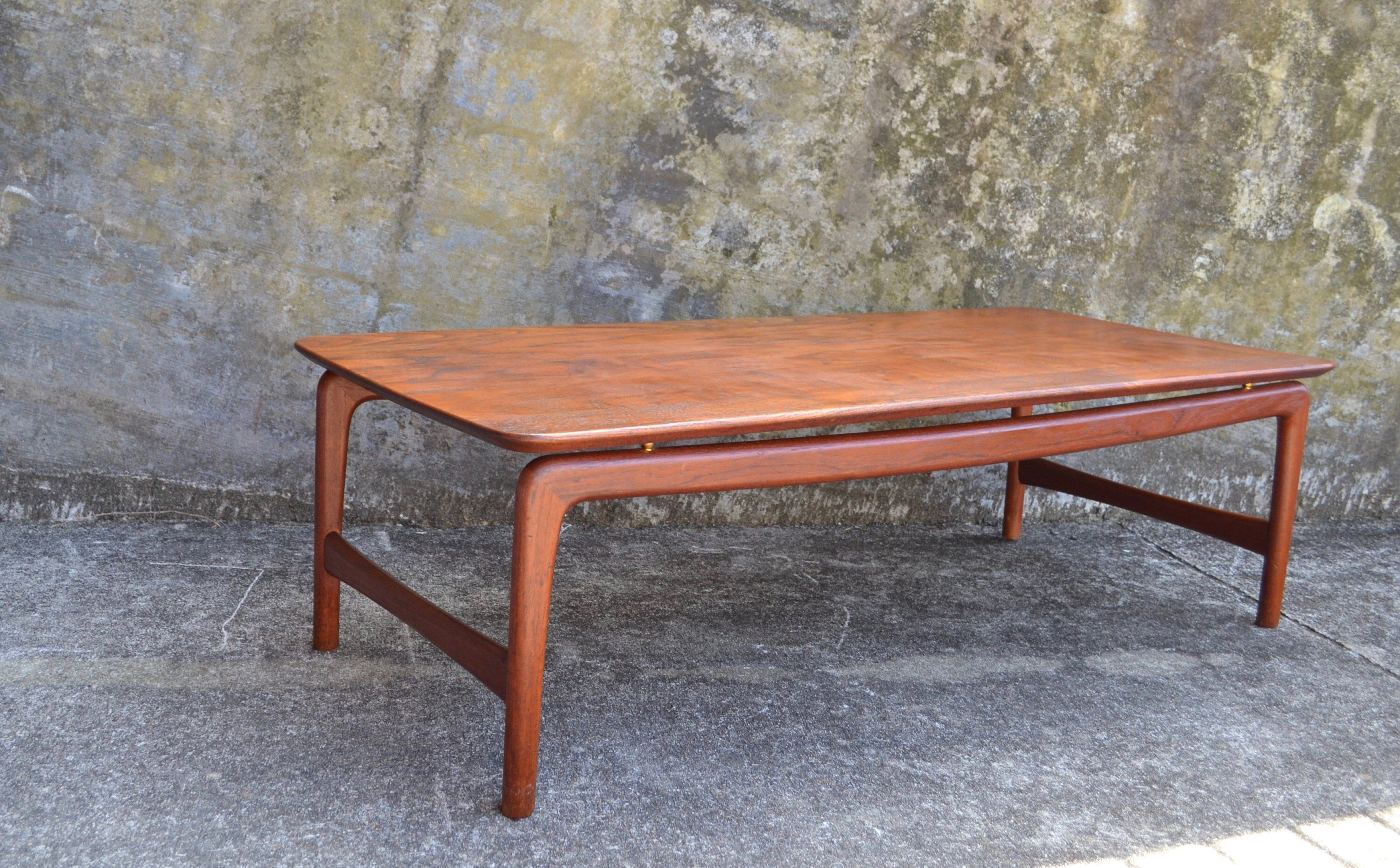 Mid Century Danish Floating Coffee Table By Peter Hvidt Orla Molgaard Nielsen For France And Daverko Coffee Table Vintage Furniture Design Mid Century Danish [ 1860 x 3000 Pixel ]