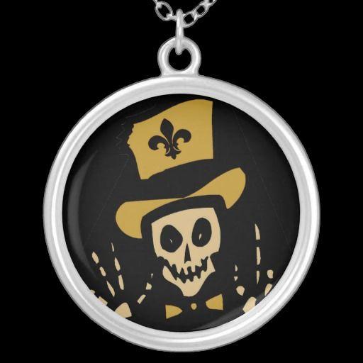 Voodoo Man Fleur De Lis Jewelry