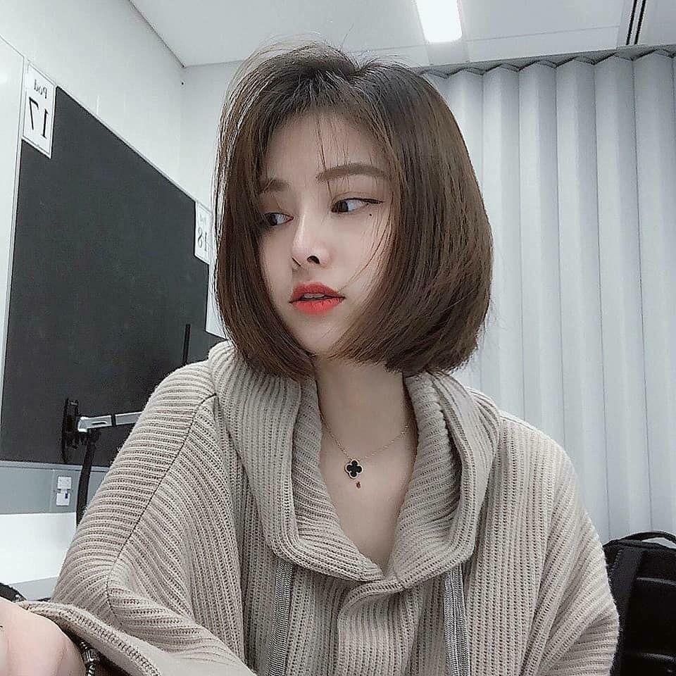Pin by JIMIN on Hair  Ulzzang short hair, Asian short hair