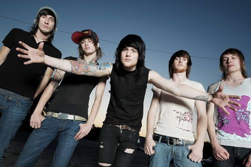 Aa 2008 With Images Asking Alexandria Alexandria Cameron Liddell