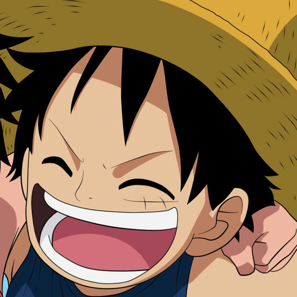 Matching Icons O One Piece Anime One Piece Luffy Anime