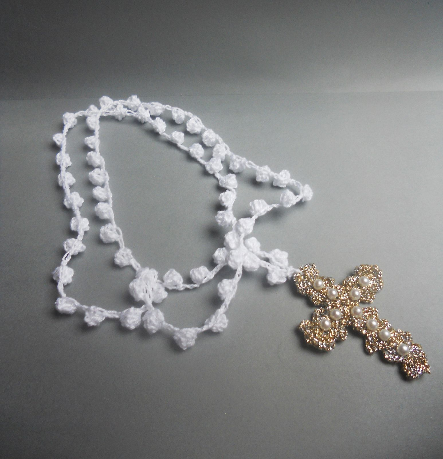 Crochet Rosary Pattern By Creativityclaudia Diy Pinterest