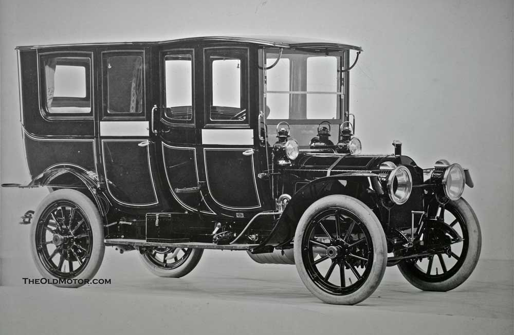 The 1910 Packard Models Thirty and Eighteen | The Old Motor ...