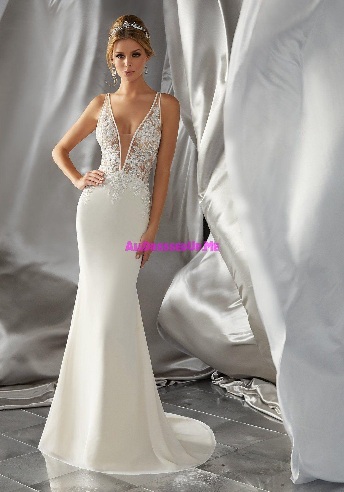 Voyage Malin 6870 Cheron S Bridal Wedding Gown Mori Lee Wedding Dress Bridal Dresses Wedding Dresses