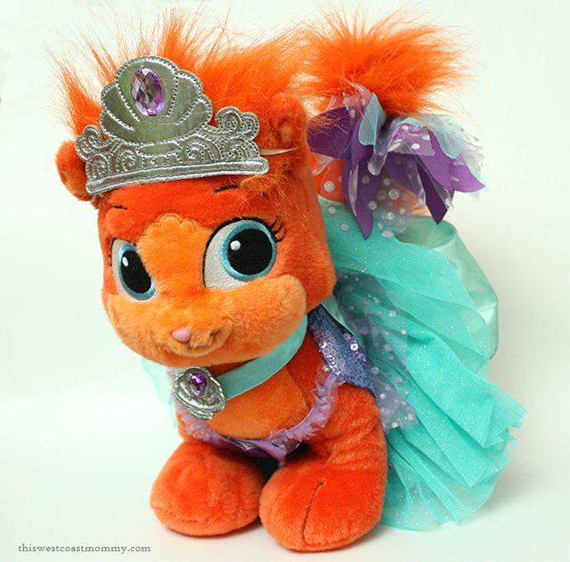 Meet Treasure, a Disney Princess Palace Pet from BuildA