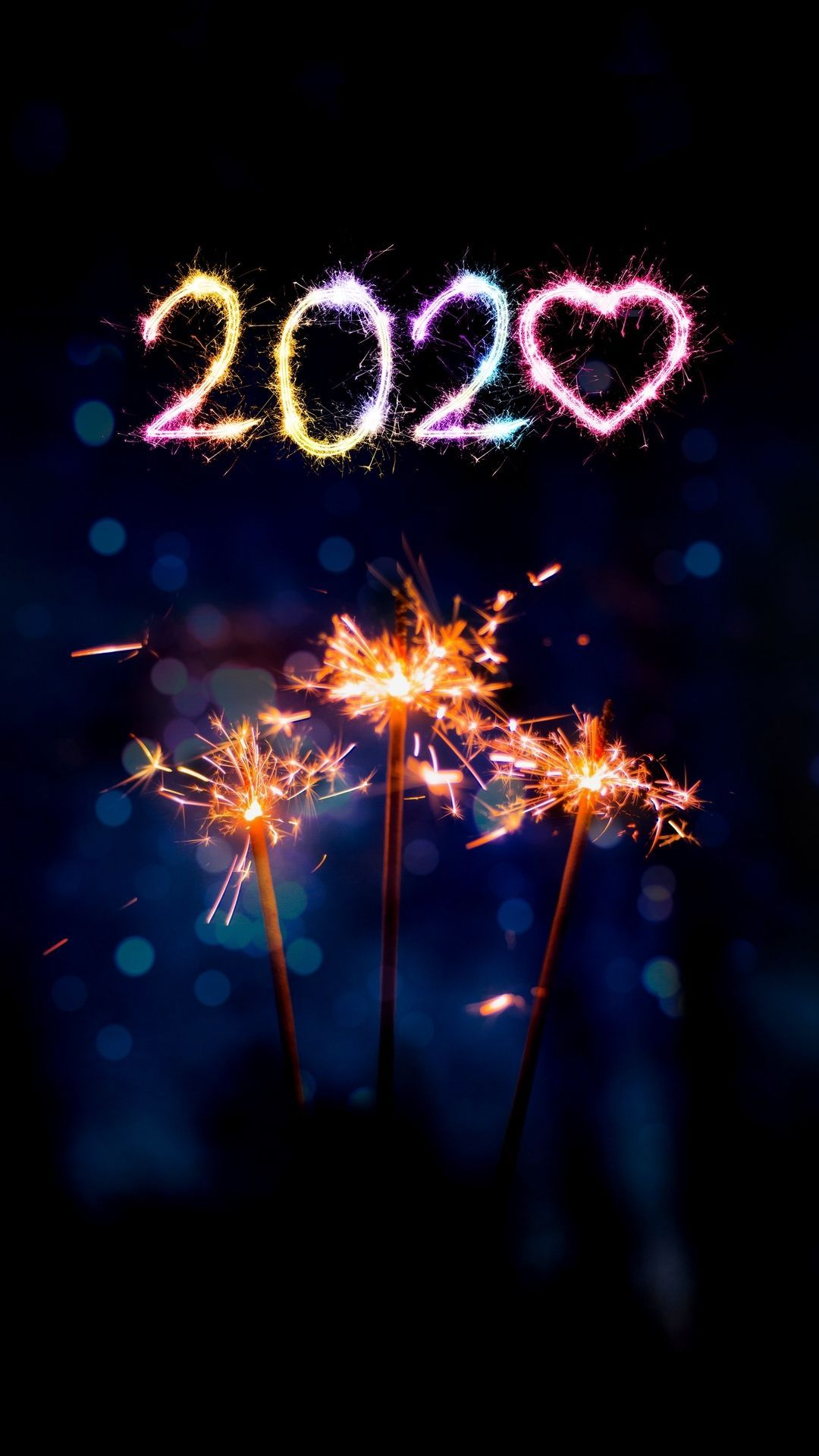 new year 2020 wallpaper in 2020 Happy new year