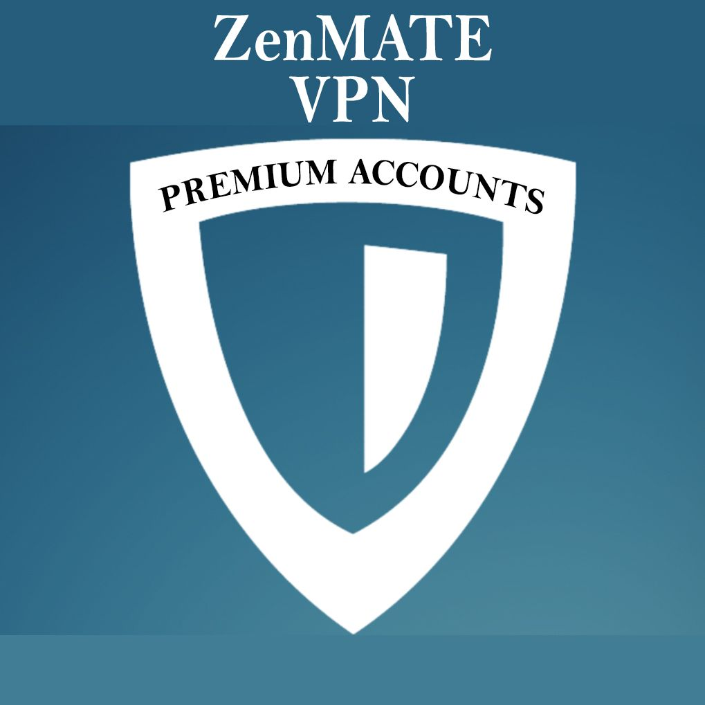 300 ZENMATE VPN PREMIUM ACCOUNTS FOR FREE! #zenmate