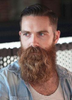Astonishing 1000 Images About Beard On Pinterest Short Hairstyles Gunalazisus