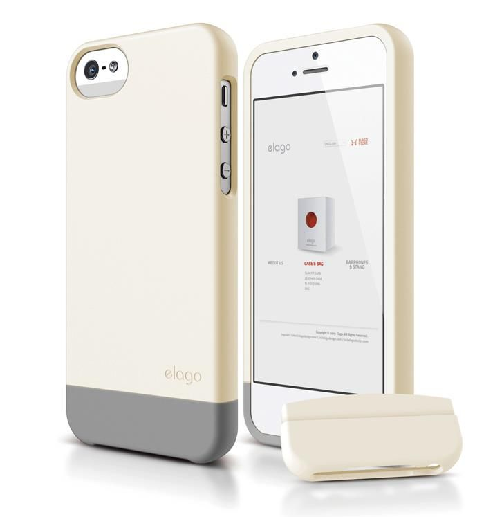 S5 Glide Case for iPhone 5/5S