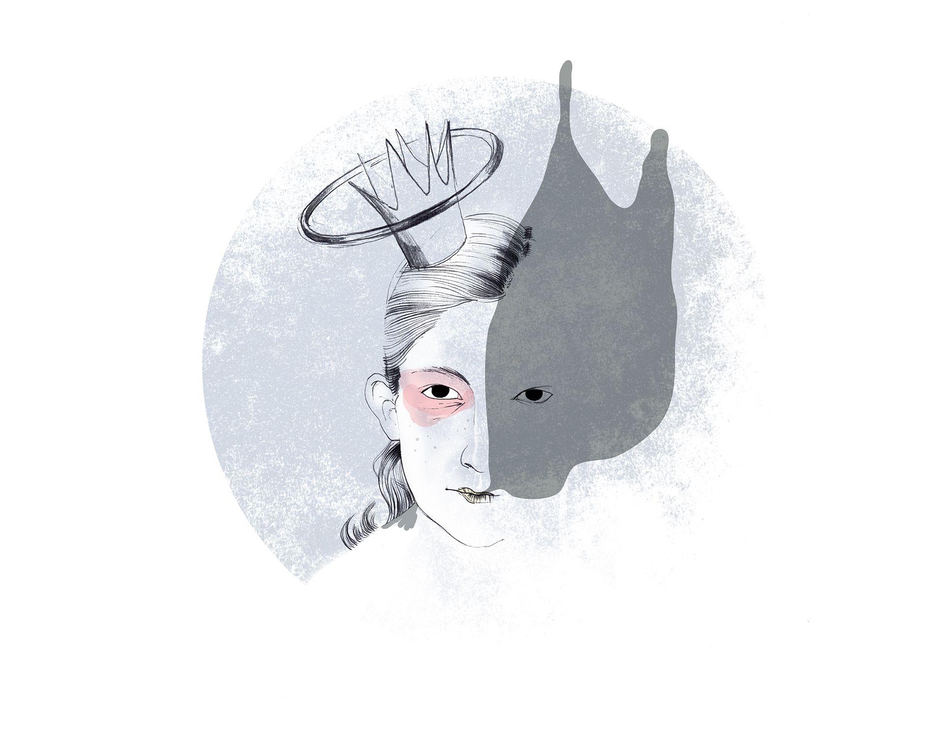 From InJour Magazine, October 2013. Illustration by Sarah Egbert Eiersholt